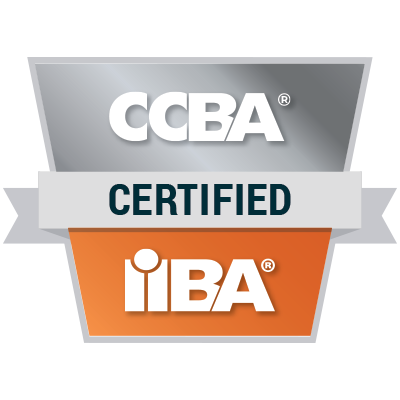Certification of Capability in Business Analysis (CCBA)