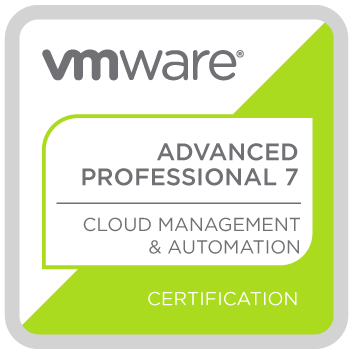 VCAP - Cloud Management and Automation Design